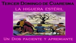 3er. Domingo Cuaresma