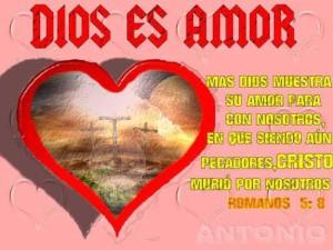 Dios es Ammor