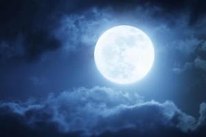 luna llena bella