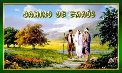 JESÚS - CAMINO DE EMAÚS