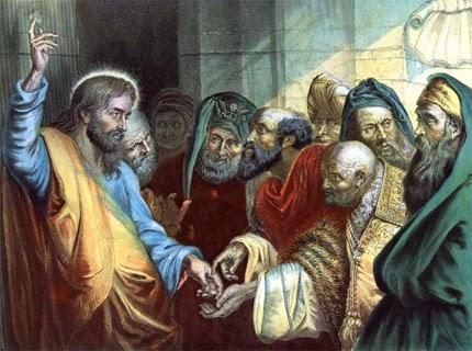 JESUS ACUSA FARISEOS