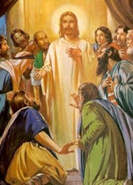 Jesus se aparecio