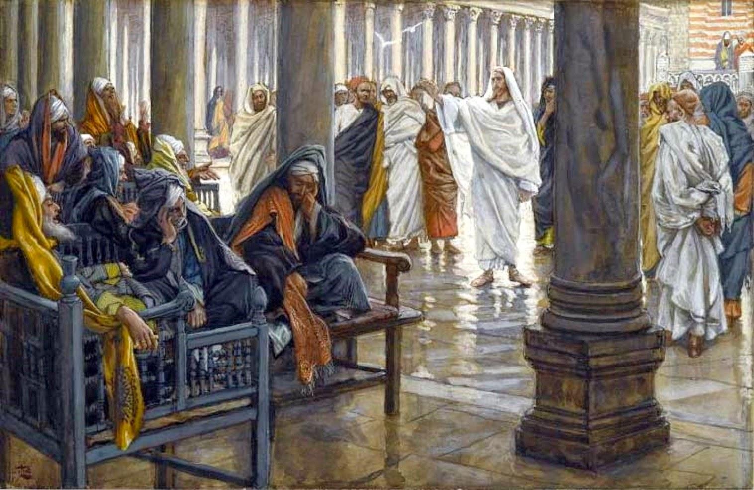 con fariseos