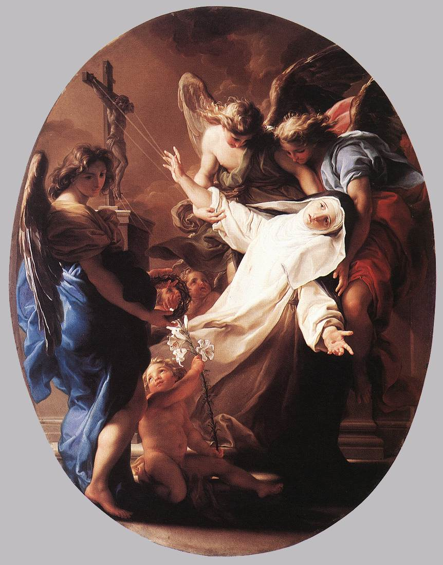 BATONI_Pompeo_The_Ecstasy_Of_St_Catherine_Of_Siena