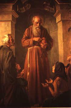 San_Corrado-Giovanni_Evangelista-Birndorfer_da_Parzham_A
