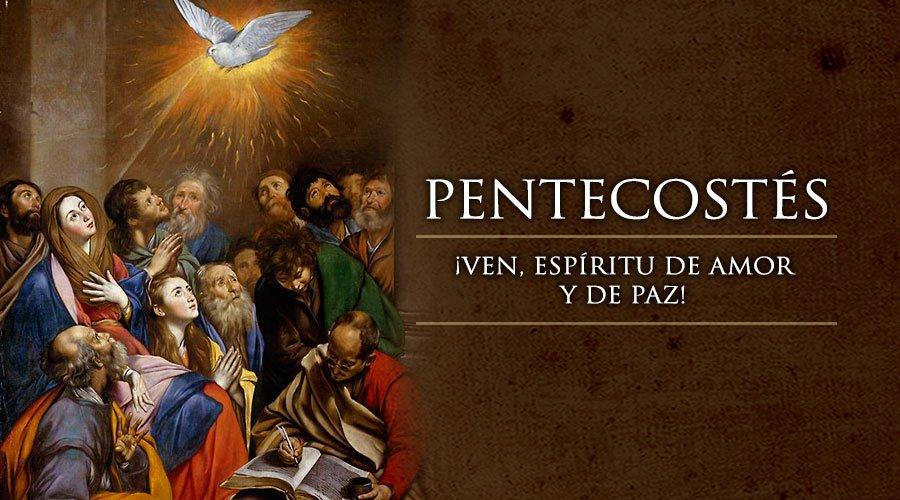 Pentecostes 2016