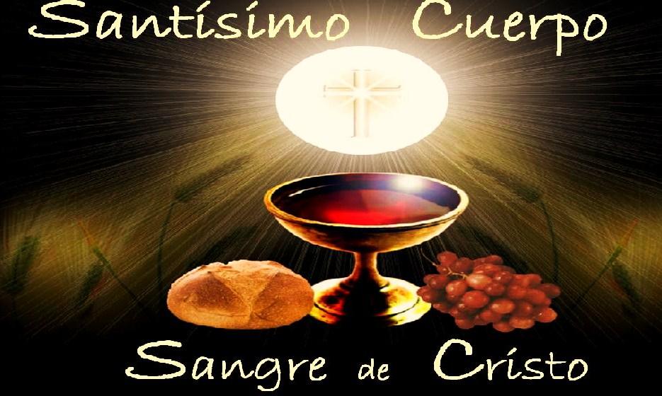 Santisimo Cuerpo de Cristo
