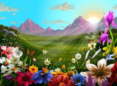paisaje bello